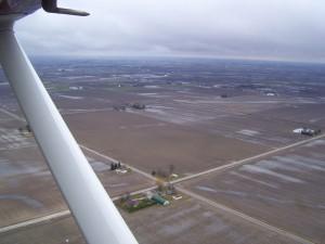 Heavy Rainstorm Water Infiltration